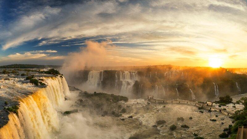 Argentinië - Iguazu falls (4)