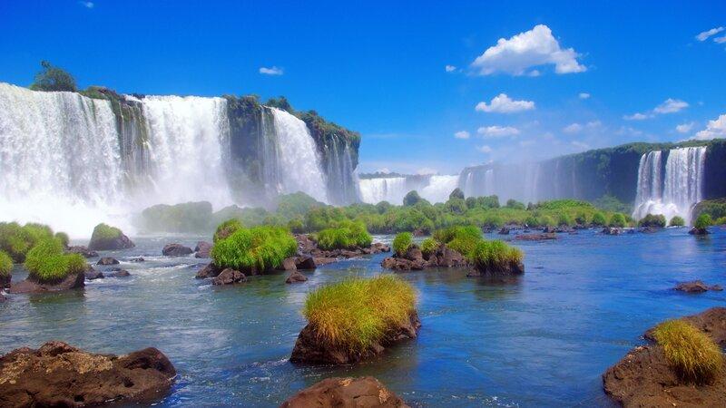 Argentinië - Iguazu falls (6)