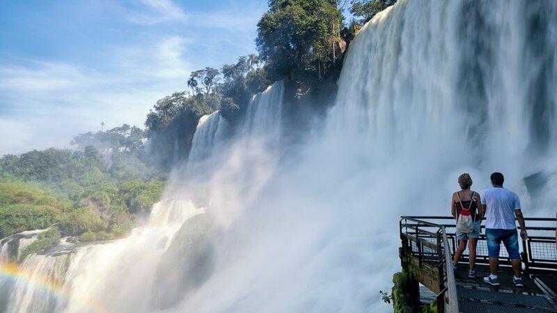 Argentinië - Iguazu falls (7)