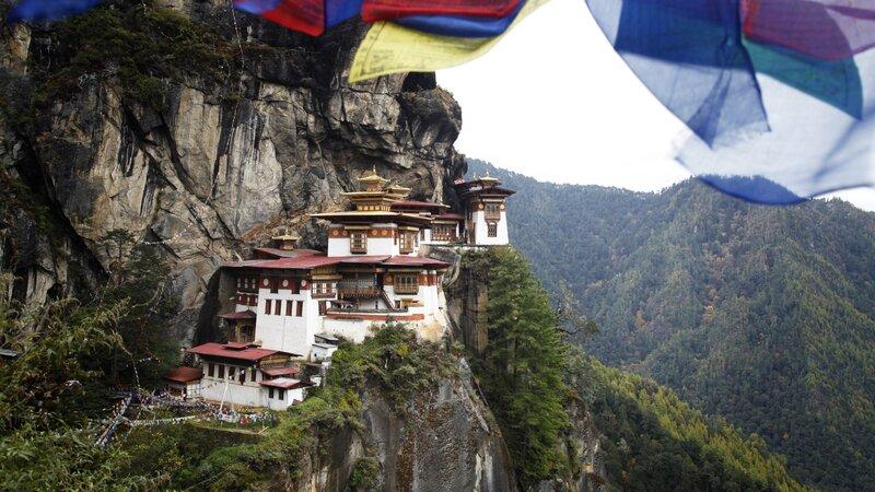 Bhutan-Paro-Hoogtepunt-Tijgernest