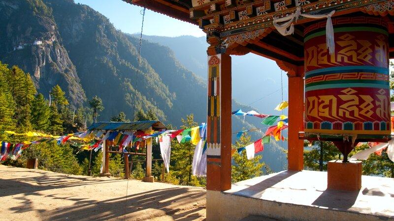 Bhutan-Paro-hoogtepunt-tijgersnest 1