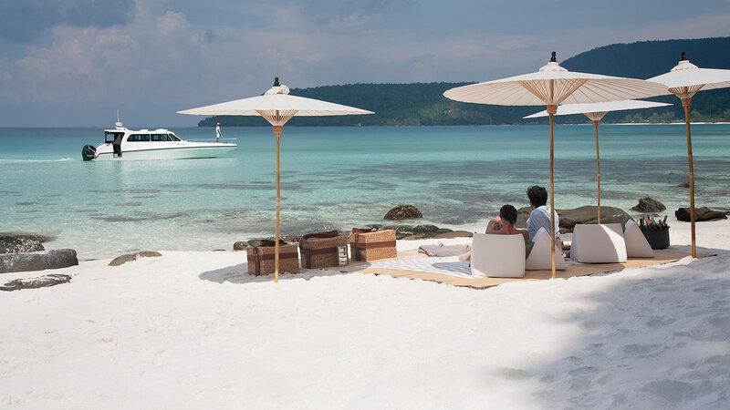 Amazing luxe in Cambodja