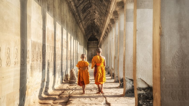 Amazing Thailand & Cambodja met z'n twee