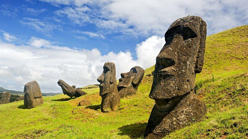 Chili - Paaseiland - moai - rapa nui (10)