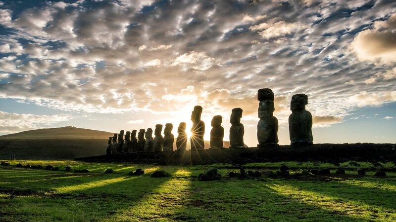 Chili, het mysterieuze Paaseiland en Buenos Aires