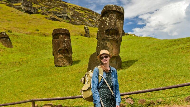 Chili - Paaseiland - moai - rapa nui (2)