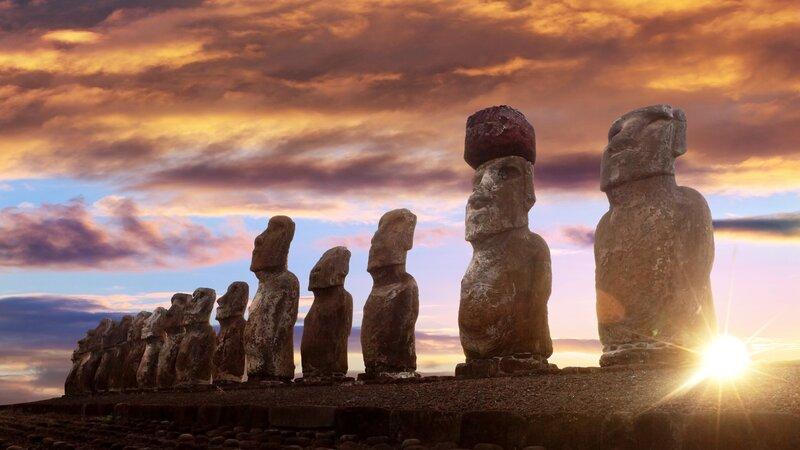 Chili - Paaseiland - moai - rapa nui (6)