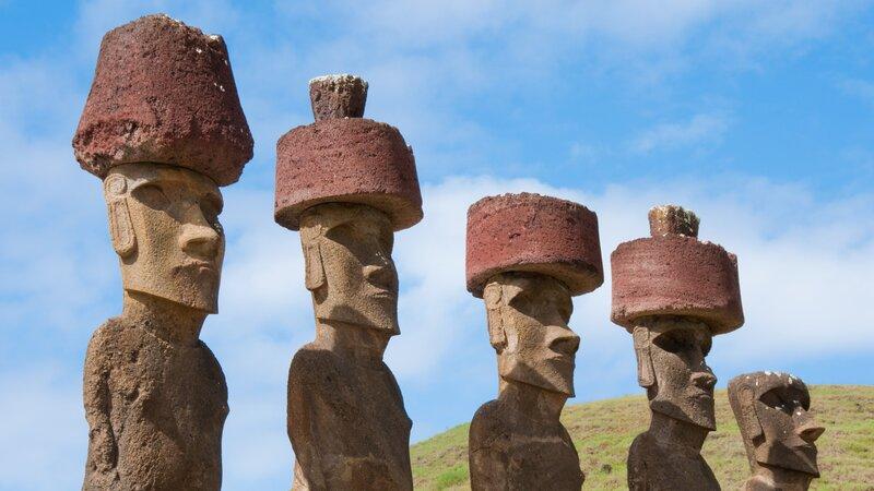 Chili - Paaseiland - moai - rapa nui (7)