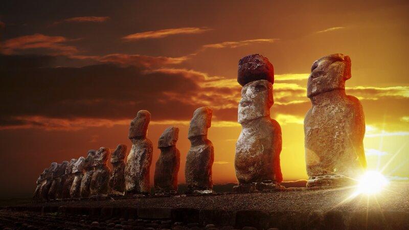 Chili - Paaseiland - moai - rapa nui (8)