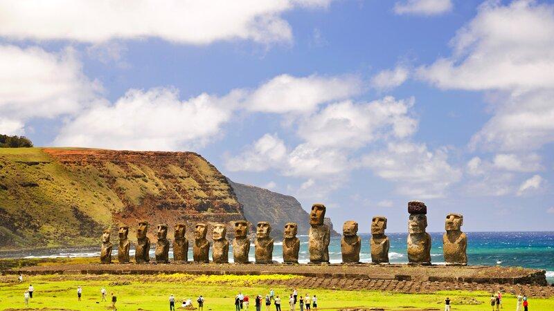 Chili - Paaseiland - moai - rapa nui (9)
