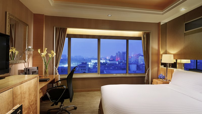 China-Xian-Sofitel Legend People's Grand Hotel  (1)