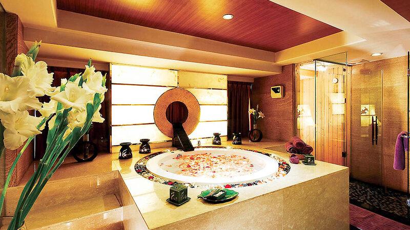 China-Xian-Sofitel Legend People's Grand Hotel  (4)