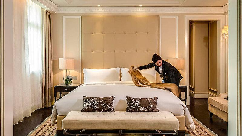 China-Xian-Sofitel Legend People's Grand Hotel  (6)