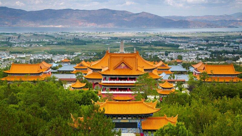 China-Yunnan-hoogtepunt-Dali
