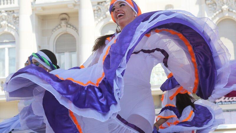 Complete onderdompeling in de Colombiaanse cultuur