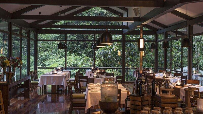 Costa-Rica-Central-Valley-Hotel-El-Silencio-Lodge-restaurant