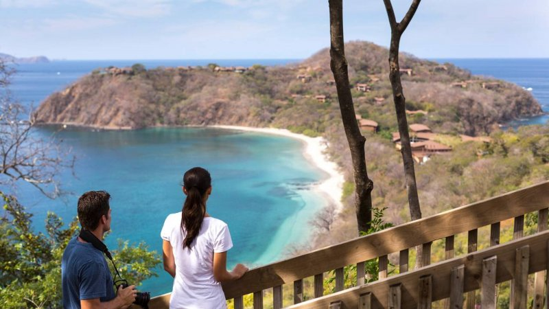 Costa Rica - Four seasons - Pensinsual papagayo (13)
