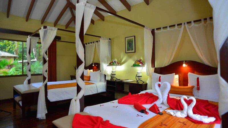 Costa Rica - Limón - Tortuguero - Manatus lodge - (1)