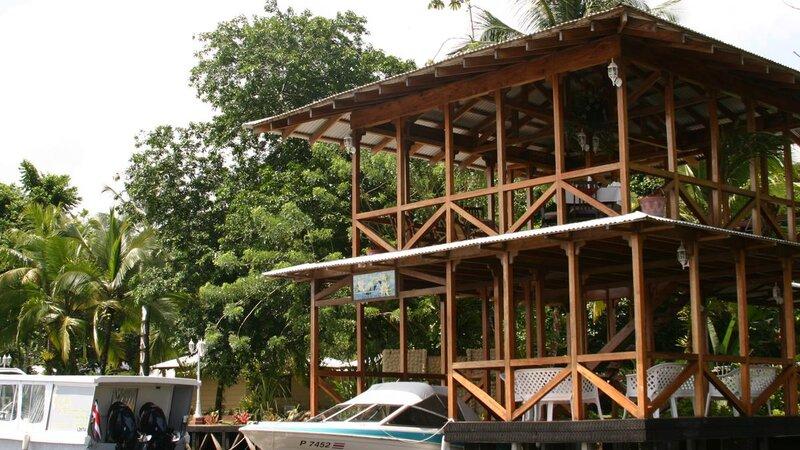Costa Rica - Limón - Tortuguero - Manatus lodge (1)