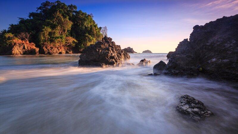 Costa Rica - Manuel Antonio National Park - Humback walvis (1)