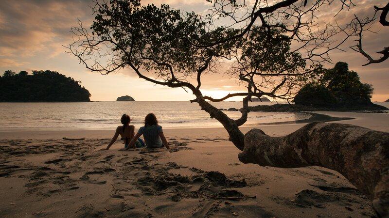 Costa Rica - Manuel Antonio National Park - Humback walvis (7)