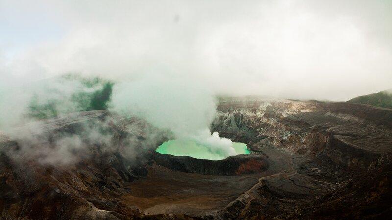Costa Rica - Poas Vulcano  (2)