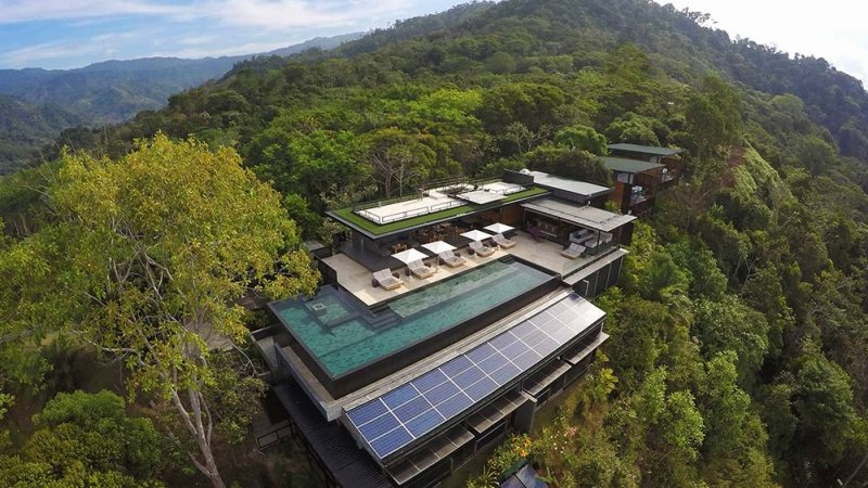 Costa-Rica-Uvita-Hotel-Kura-Design-Villas-luchtfoto-2
