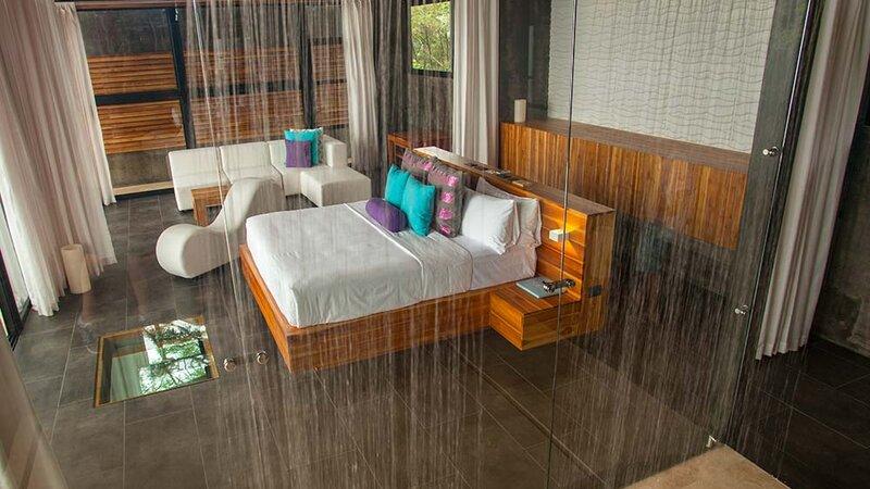 Costa-Rica-Uvita-Hotel-Kura-Design-Villas-slaapkamer