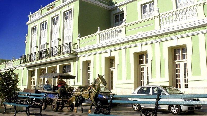 Cuba - Calle Jesús María - Trinidad - Iberostar - Grand Trinidad  (1)