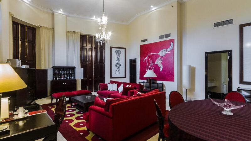 Cuba - La Habana - Hotel Saratoga (9)