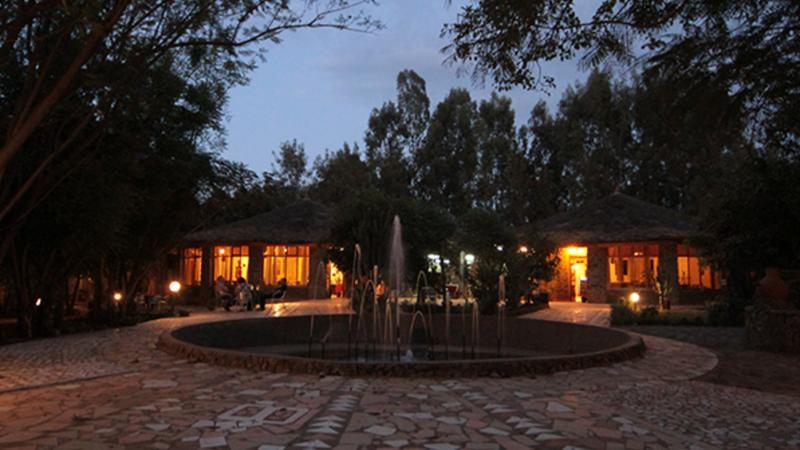 Ethiopië-Bahir Dar-Abay Minch Lodge (4)