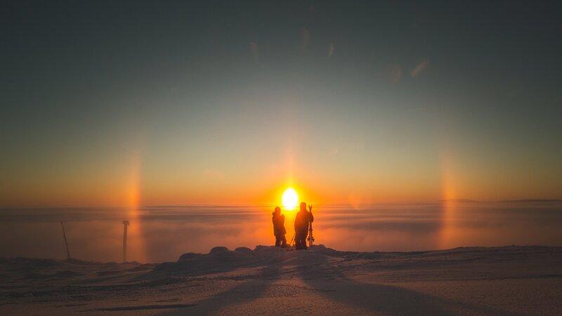 Finland-Zweden-Lapland-cross-country-ski