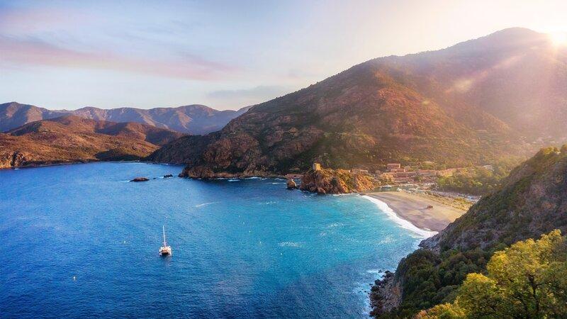 Frankrijk-Corsica-Porto