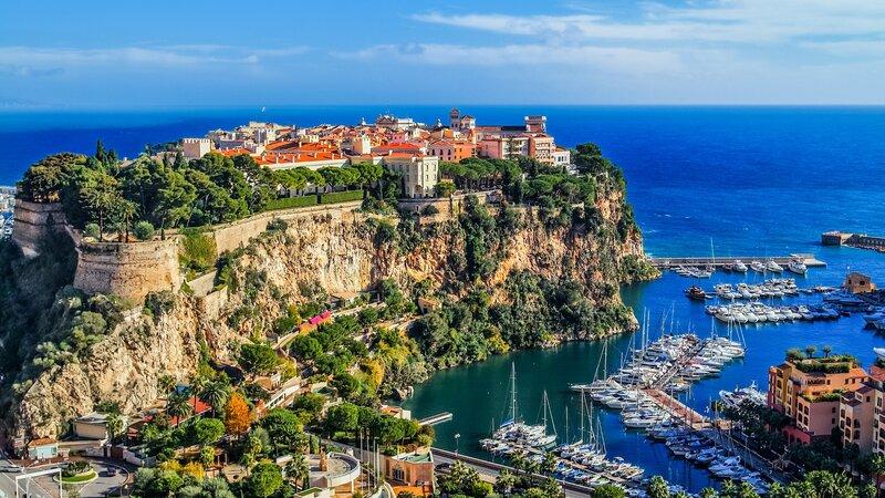 Frankrijk-Monaco
