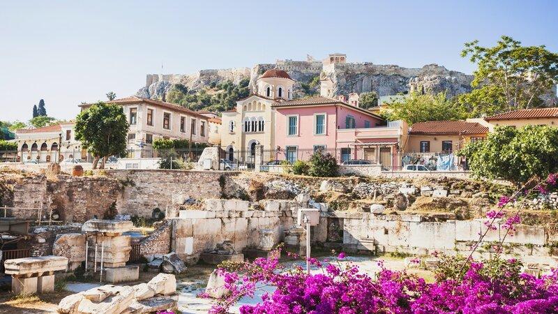 Griekenland-Athene-plaka-4