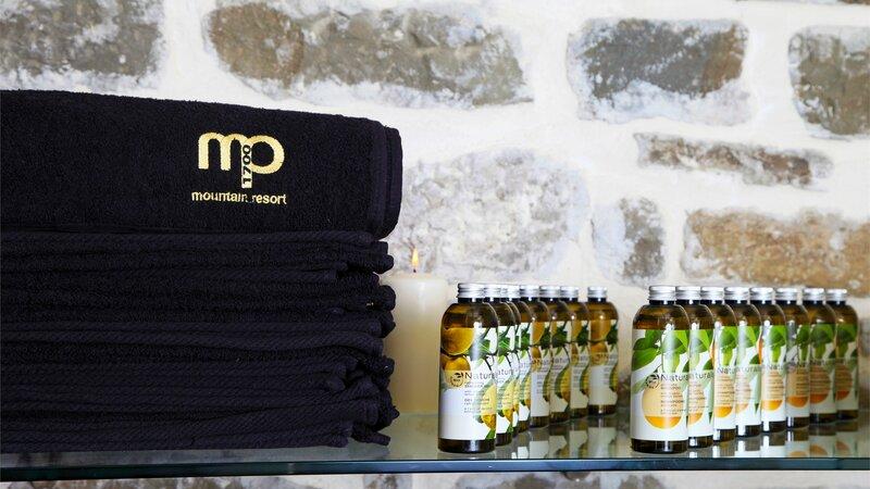 Griekenland-Epirus-Gebergte-Mikro-Papigo-Hotel-sfeerbeeld-handdoeken-spa