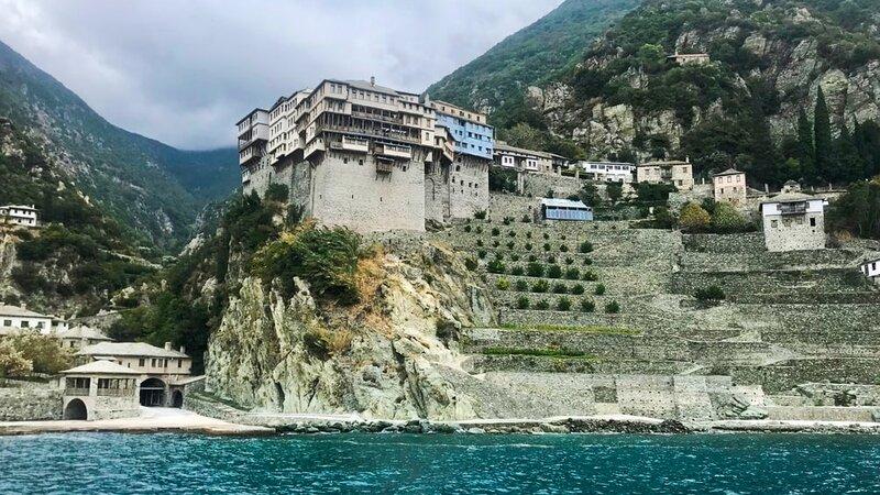 Griekenland-Halkidiki-Excursie-boottocht-Mount-Athos-4