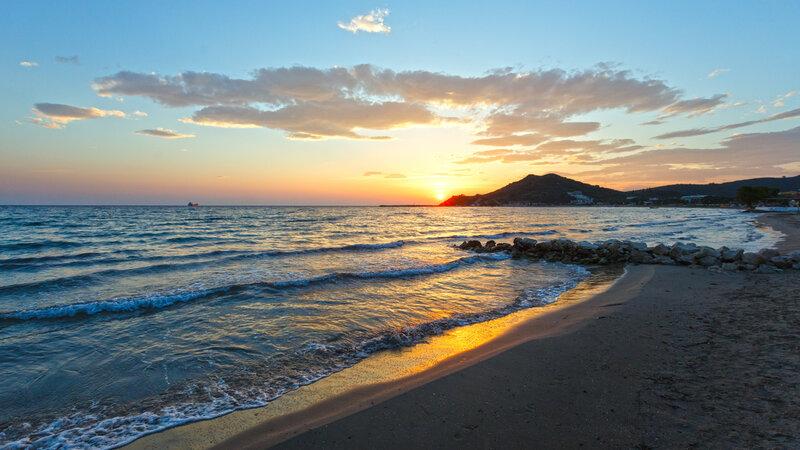 Griekenland-Halkidiki-Excursie-Island-Hopping-strand-van-Alykes 2