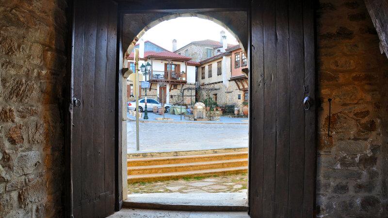 Griekenland-Halkidiki-hoogtepunt-Traditionele dorpjes-Arnaia
