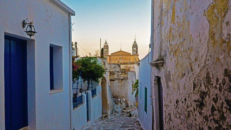 Griekenland-Paros-streek 4
