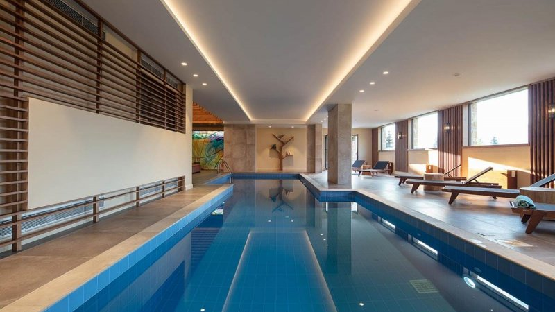 Griekenland-Tzoumerka-Orizontes-Tzoumerkon-zwembad