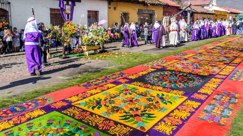 Uitgebreide rondreis in Guatemala