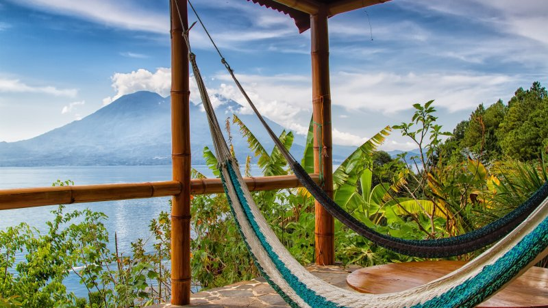 Guatemala - Lago de Atitlan (1)