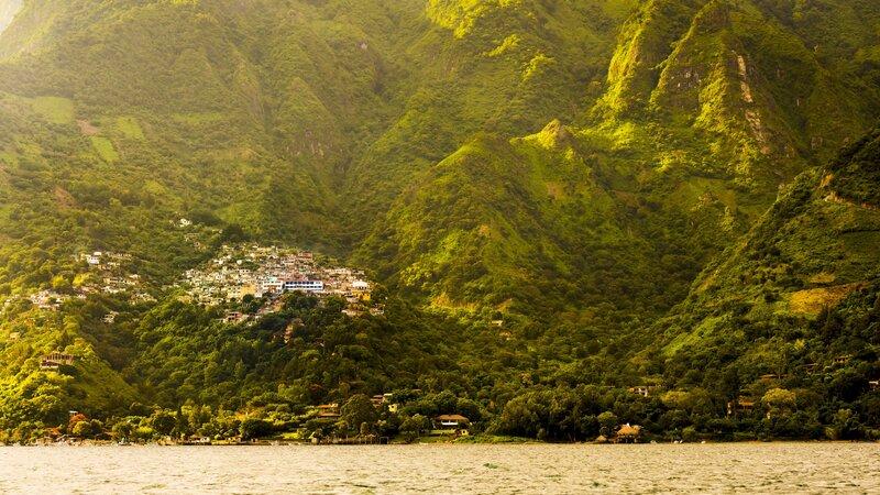 Guatemala - Lago de Atitlan (3)
