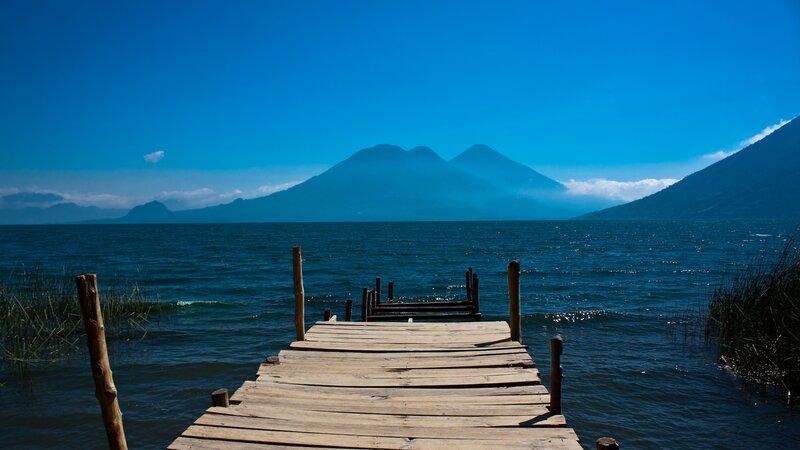 Guatemala - Lago de Atitlan (5)