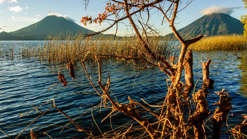 Guatemala - Lago de Atitlan (6)