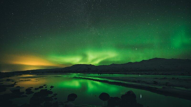IJsland-Thorsmork-Noorderlicht