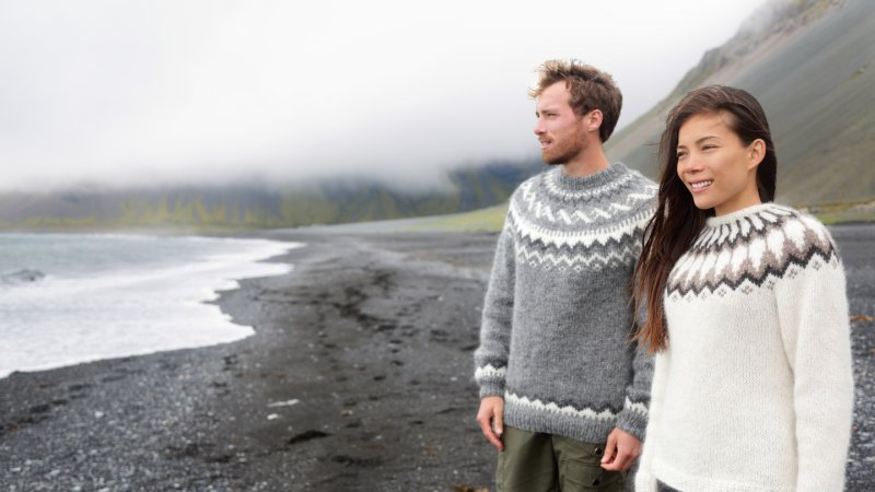 Amazing romantische winterbreak in IJsland