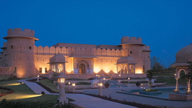 India-Jaipur-Oberoi Rajvilas