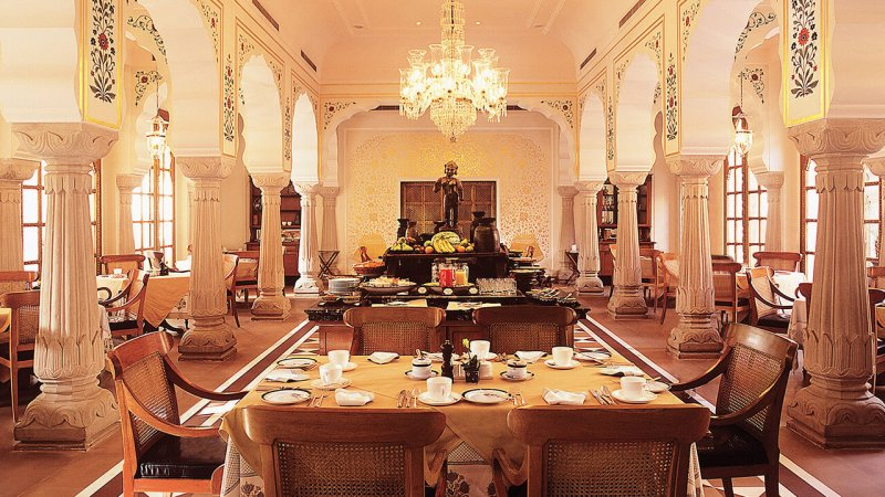 India-Jaipur-Oberoi Rajvilas7